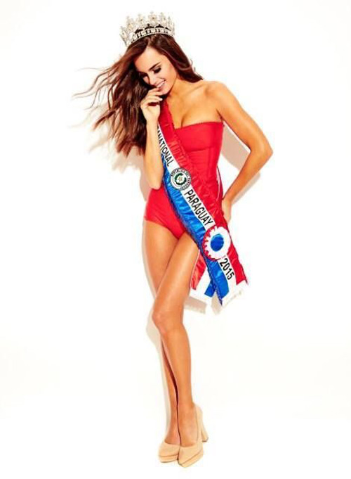 Đại diện Paraguay đăng quang Hoa hậu Siêu Quốc gia - 3