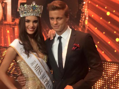 Đại diện Paraguay đăng quang Hoa hậu Siêu Quốc gia - 1