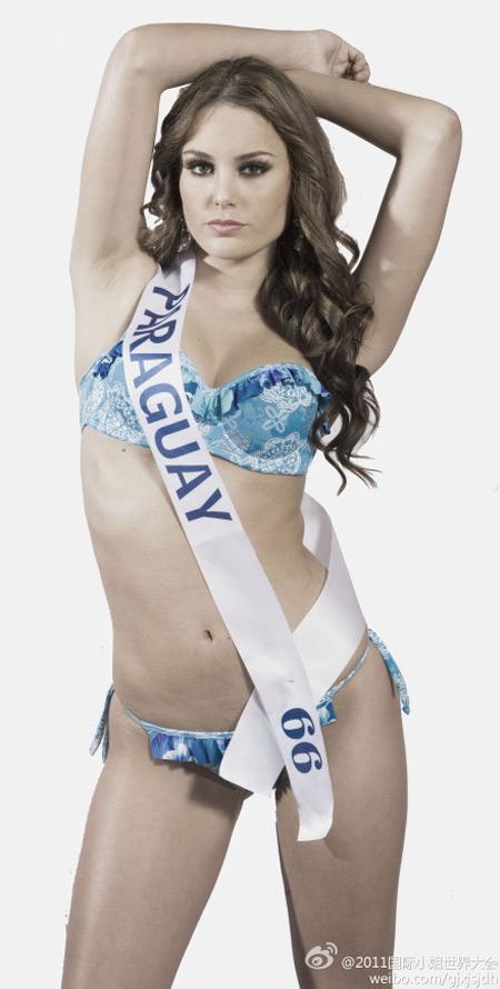 Đại diện Paraguay đăng quang Hoa hậu Siêu Quốc gia - 8