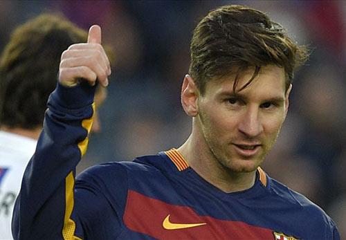 Bỏ xa Ronaldo, Messi xuất sắc nhất lịch sử theo Goal - 1