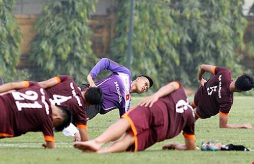 Vòng chung kết U-23 châu Á: Khi ông Miura ở thế kèo dưới... - 1