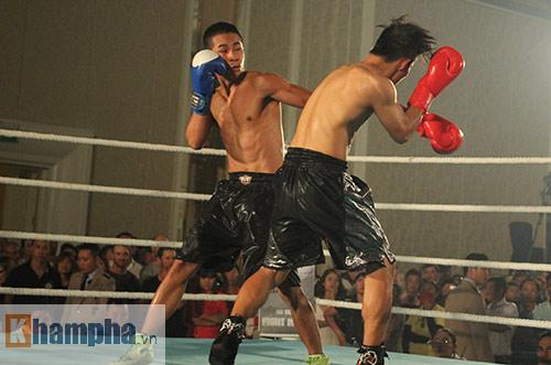 Muay Thái: Duy Nhất tung chiêu đỉnh khiến Tây tròn mắt - 13
