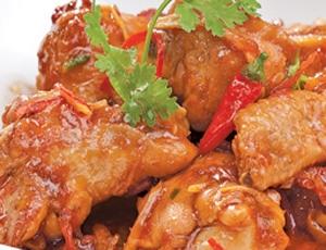 Xuýt xoa món gà rim nước tương trong ngày mưa lạnh - 4