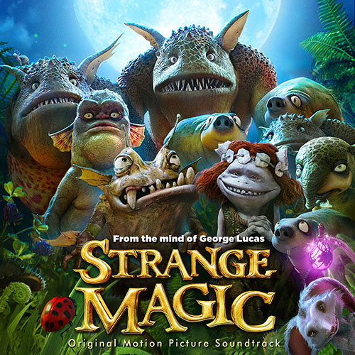 Trailer phim: Strange Magic - 1
