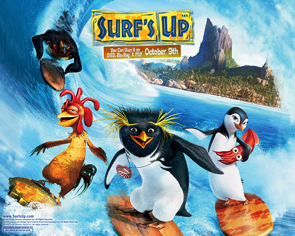 Trailer phim: Surf's Up - 1