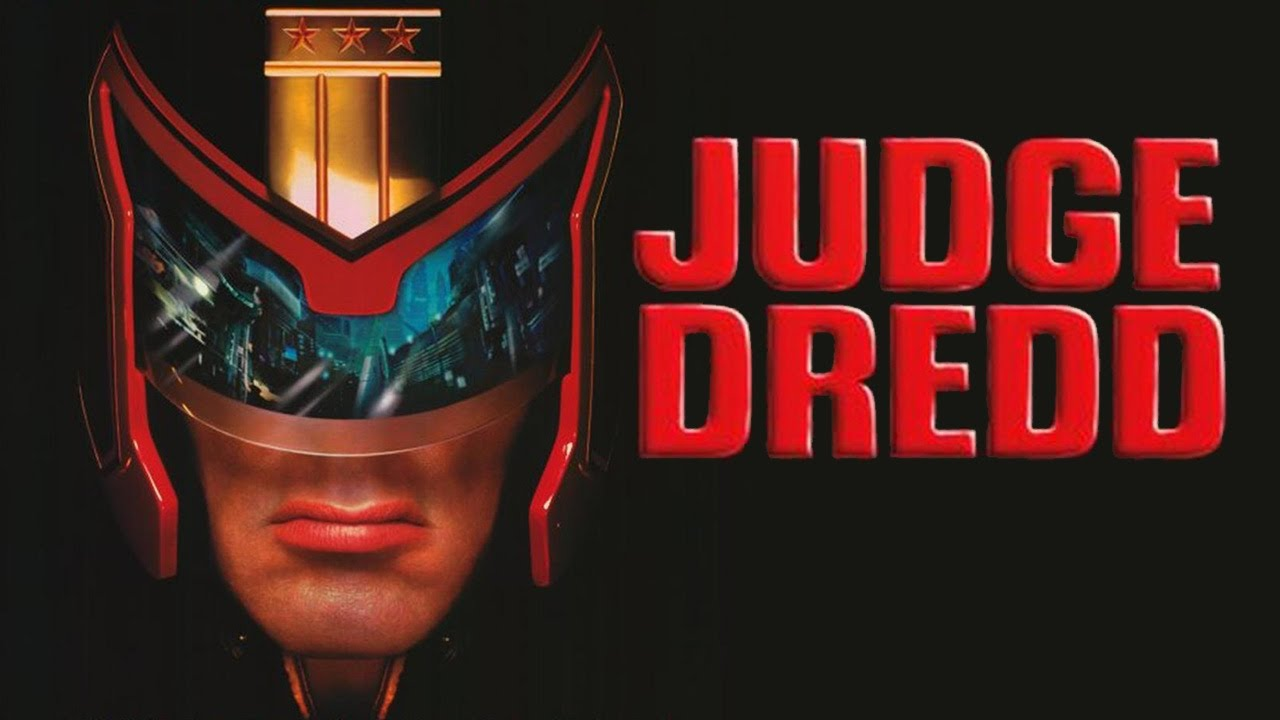 Trailer phim: Judge Dredd - 1