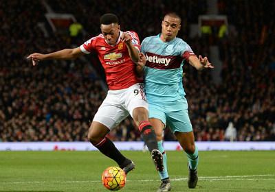 MU vs West Ham - 3