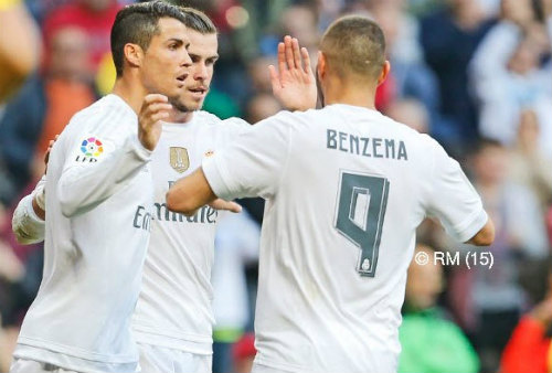 video real madrid vs getafe - 1