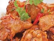 Ẩm thực - Xuýt xoa món gà rim nước tương trong ngày mưa lạnh