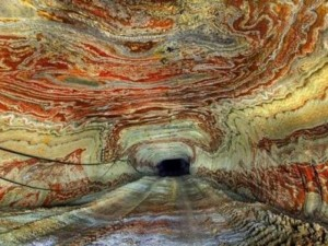 Du lịch - 5 mỏ muối kỳ ảo đẹp như chốn thiên đường