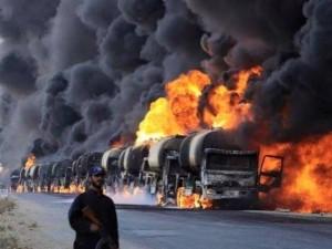 Thế giới - Iran tuyên bố có chứng cứ Thổ Nhĩ Kỳ mua dầu của IS