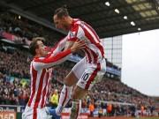Bóng đá - Chi tiết Stoke - Man City: Tuyệt vọng (KT)