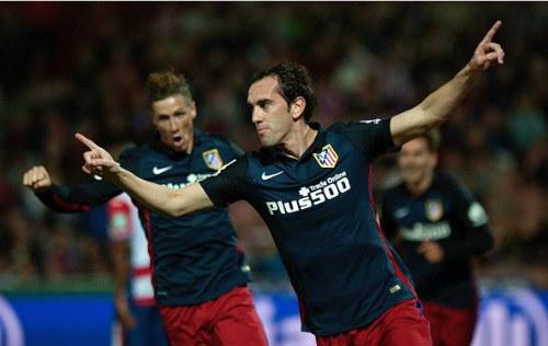 Granada - Atletico: Nắm bắt cơ hội - 1