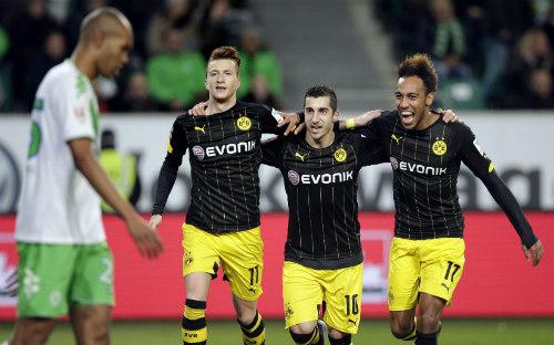 Wolfsburg - Dortmund: Rượt đuổi như phim hành động - 1