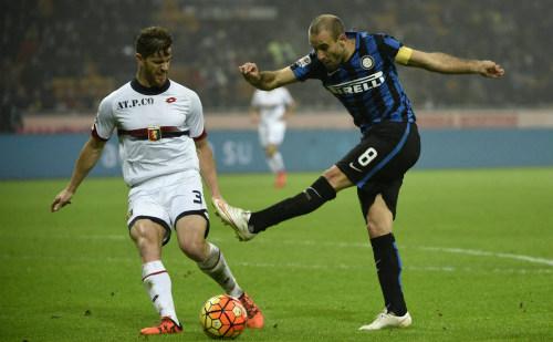 Inter - Genoa: Điệp khúc buồn tẻ - 1