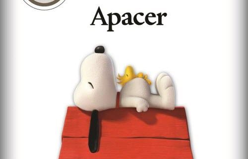 Apacer tung bộ sản phẩm mới với hình tượng chú chó Snoopy - 1