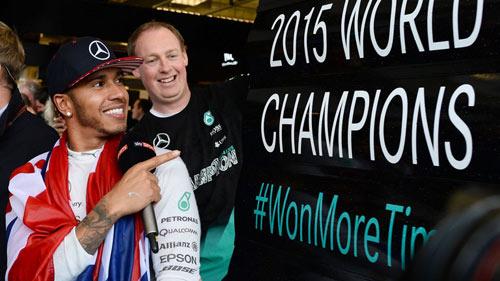 Phần 1: Mercedes vs Ferrari – cuộc chiến không khoan nhượng - 1