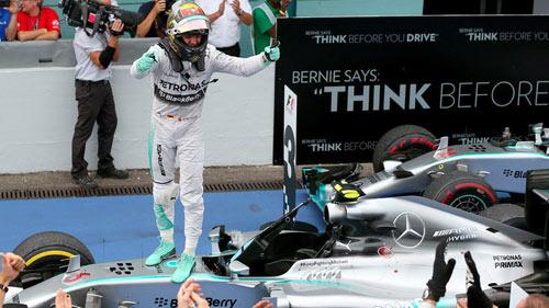 Phần 1: Mercedes vs Ferrari – cuộc chiến không khoan nhượng - 2