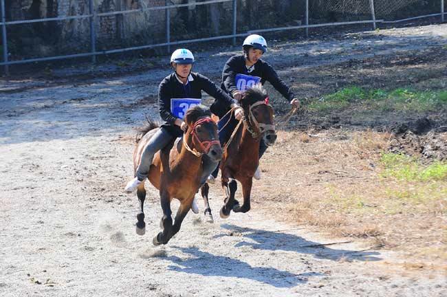 Ảnh: Khoảnh khắc chiến thắng của những nài ngựa nông dân - 6