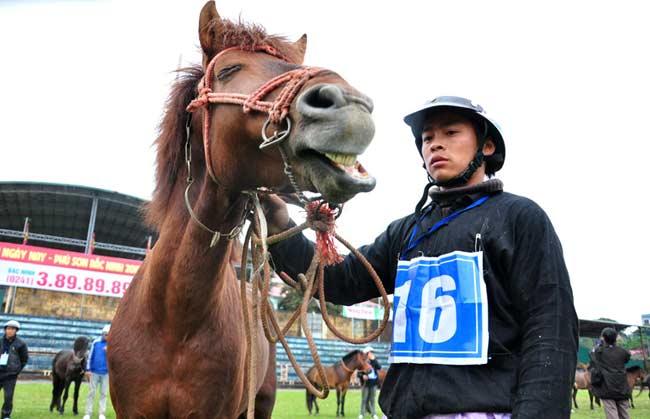 Ảnh: Khoảnh khắc chiến thắng của những nài ngựa nông dân - 3
