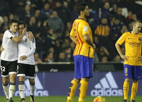 Cầm hòa Barca, Valencia đâu chỉ dựa vào may mắn - 1