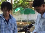 An ninh Xã hội - Hai 'cẩu tặc' dùng súng điện tự chế bắn công an truy đuổi