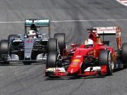 Thể thao - Phần 1: Mercedes vs Ferrari – cuộc chiến không khoan nhượng