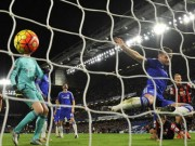 Bóng đá - Chelsea lại thua: Đừng mơ top 6, hãy lo trụ hạng