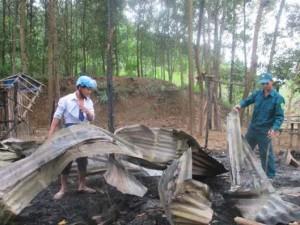 Tin tức trong ngày - Cháy nhà vì nấu ăn bất cẩn, 2 vợ chồng thương vong