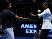 Thể thao - Tennis Ngoại hạng: Đội của Serena thắng lớn