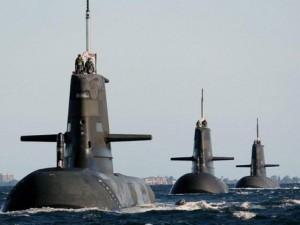 Thế giới - 10 hạm đội tàu ngầm lớn nhất thế giới