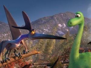 """Những cảm xúc rất đời trong """"Chú khủng long tốt bụng"""""""