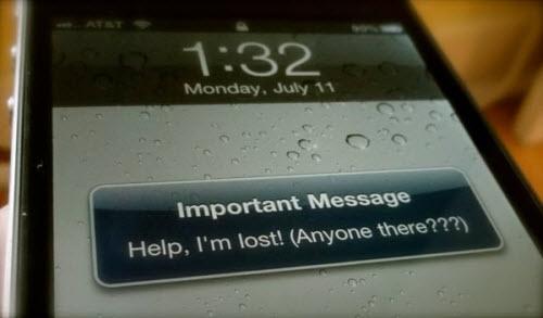 Làm gì để phòng trước tình huống mất iPhone? - 1