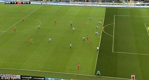 """Trọng tài sai lầm, Liverpool mất """"siêu phẩm của năm"""" - 1"""
