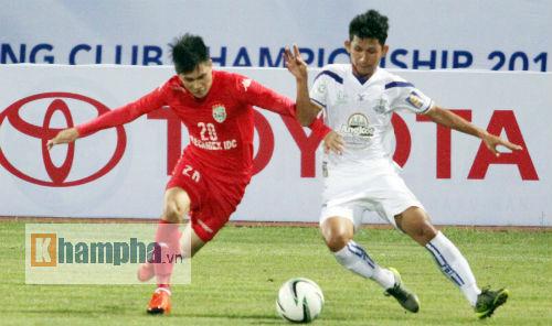Thủ kém, vô địch V-League thua đội bóng Campuchia - 1