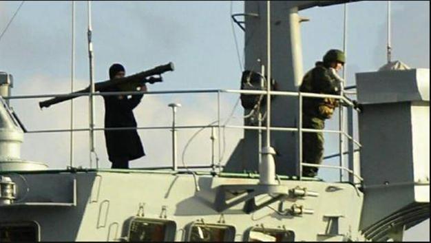 Thổ Nhĩ Kỳ nổi giận vì lính Nga chĩa tên lửa vác vai vào Istanbul - 1
