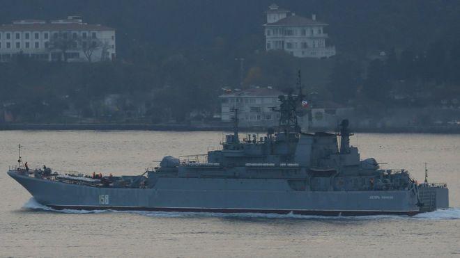 Thổ Nhĩ Kỳ nổi giận vì lính Nga chĩa tên lửa vác vai vào Istanbul - 2