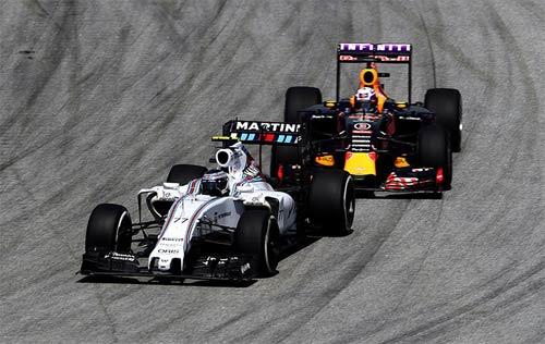 Nhìn lại F1 2015: Cuộc chiến khốc liệt cho tốp 5 (P2) - 1