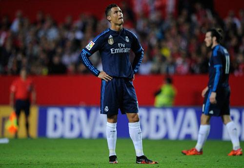 Champions League sẽ là cứu cánh của Real Madrid - 1