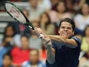 Thể thao - Cú trả giao bóng thần sầu ở tennis Ngoại hạng