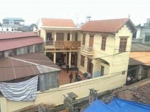 Tin tức trong ngày - Bắt nghi phạm vụ thảm án 4 người thương vong ở Thạch Thất