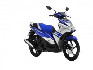 Yamaha tung Nouvo Fi màu mới đầy cá tính