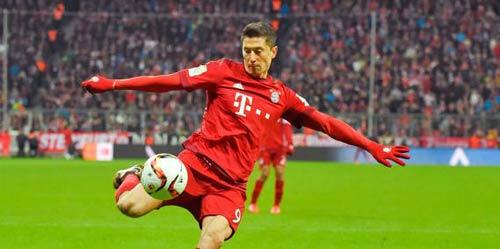 Vì QBV, Lewandowski muốn thay Ronaldo ở Real - 2