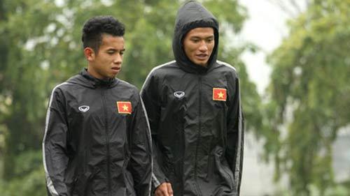 Thêm cầu thủ chia tay U23 Việt Nam vì chấn thương - 1