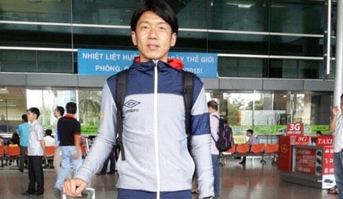 HAGL mượn tiền vệ người Nhật thay Tuấn Anh - 1