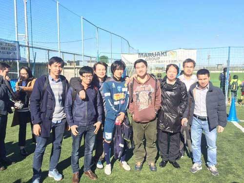 HAGL mượn tiền vệ người Nhật thay Tuấn Anh - 2