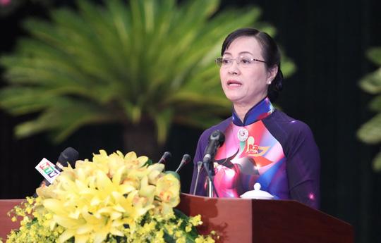 TP HCM sẽ bầu Chủ tịch UBND TP vào ngày 11-12 - 1