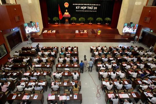TP HCM sẽ bầu Chủ tịch UBND TP vào ngày 11-12 - 2