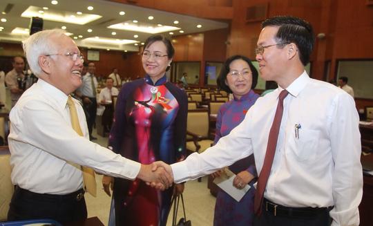 TP HCM sẽ bầu Chủ tịch UBND TP vào ngày 11-12 - 3