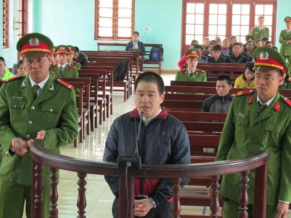 """Ảnh: Xử trùm ma túy Tàng """"Keangnam"""" từ trại tạm giam - 2"""